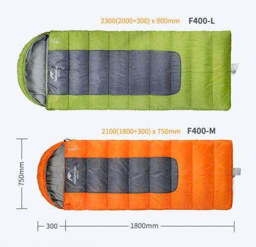 túi ngủ người lớn